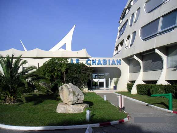 Entrée du Chabian