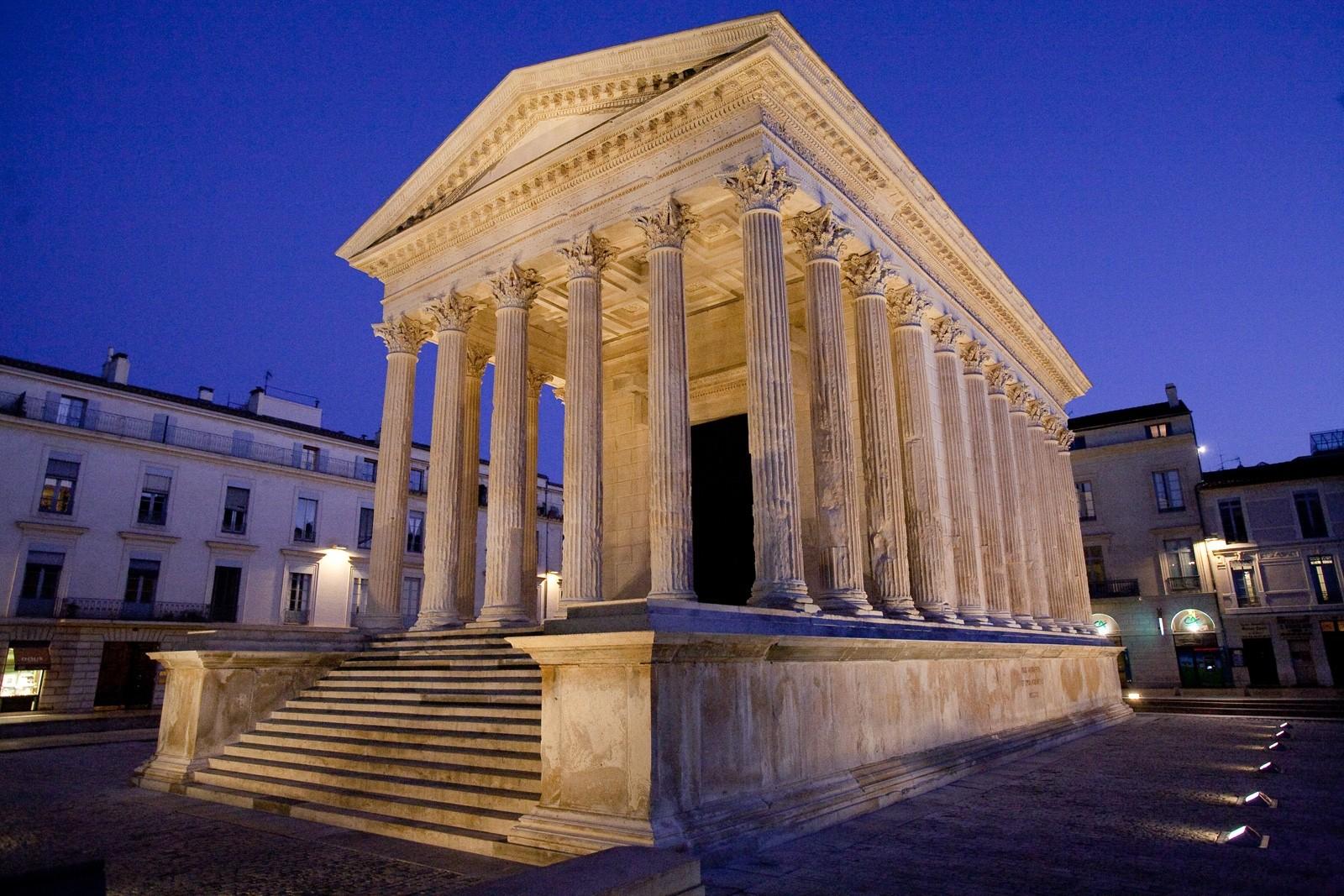 Maison Carrée de Nîmes